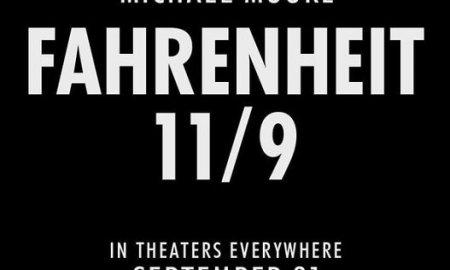 Fahrenheit 11/9 [2018] - release date: September 21st, 2018