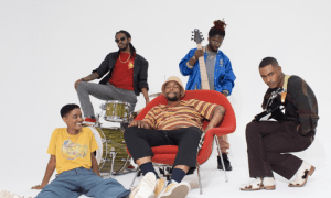 The Internet Announce 2018 North American Fall Tour