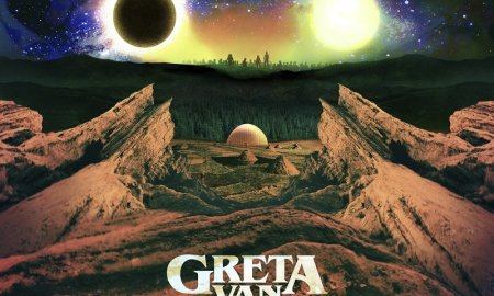 The front cover of Greta Van Fleet's Debut Album Anthem of The Peaceful Army released on September 7th, 2018