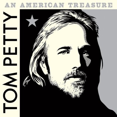 Tom Petty album an american treasure 2018 album cover