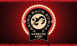 Taking Back Sunday 2018 world tour