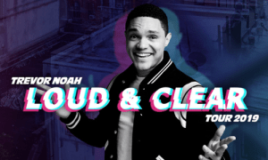 Trevor Noah @ Queen Elizabeth Theatre – June 14, 2019