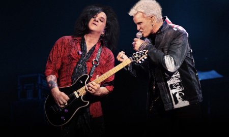 Billy Idol + Steve Stevens @ The Vogue Theatre