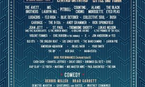 Kaaboo Texas 2019 at AT&T Stadium (Texas) - May 10th, 2019