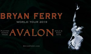 Bryan Ferry @ Queen Elizabeth Theatre