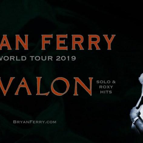 Bryan Ferry @ Queen Elizabeth Theatre