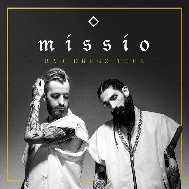 """""""Rad Drugz Tour"""" ft. Missio at Biltmore Cabaret"""
