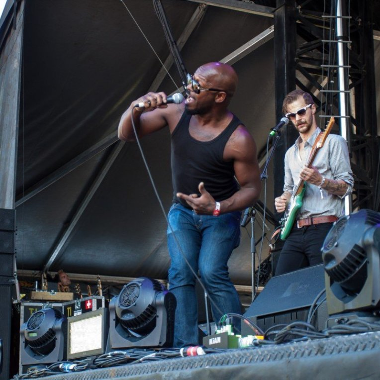 Photos | The Heavy @ Squamish Valley Music Festival Day 2 - August 10th 2013