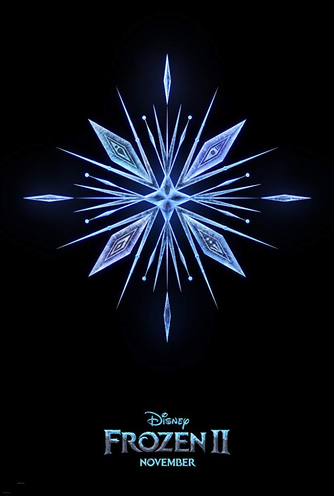 Frozen 2 [2019] movie poster admat