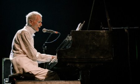 Peter Hammill @ Gagarin 205 in Athens, Greece on March 8th, 2019