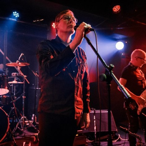 Sad Lovers and Giants @ An Club in Athens, Greece on March 1st, 2019