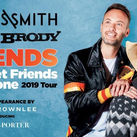 """""""Friends Don't Let Friends Tour Alone"""" ft. Dallas Smith + Dean Brody + Chad Brownlee + MacKenzie Porter 2019"""