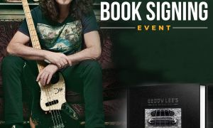 Indigo Exclusive: In Person: Geddy Lee (book signing) at Indigo Metrotown 2019