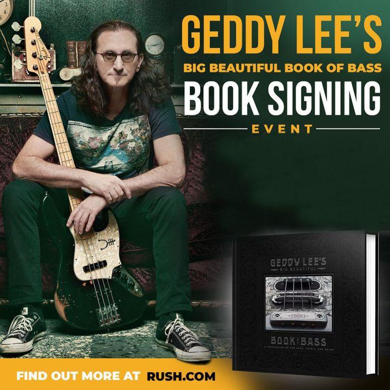 Indigo Exclusive: In Person: Geddy Lee (book signing) at Indigo Metrotown 2019