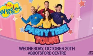 The Wiggles @ Abbotsford Centre
