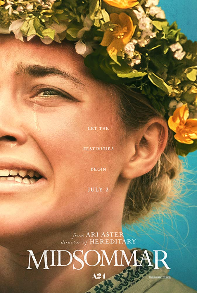 Midsommar [2019] - Official poster 2019