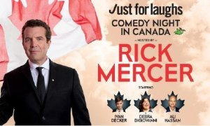 Just For Laughs: Comedy Night In Canada ft. Rick Mercer 2019
