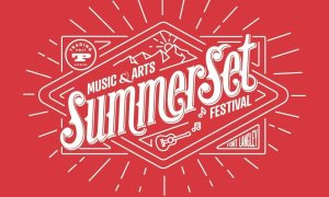 Summerset Music & Arts Festival 2019 logo