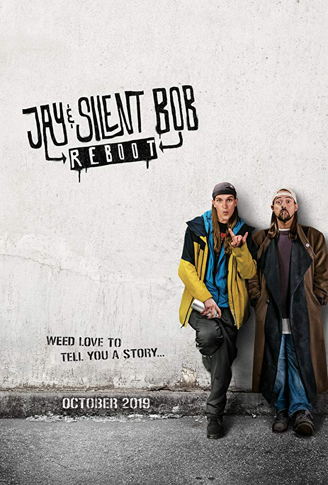 Jay and Silent Bob Reboot [2019] official movie poster