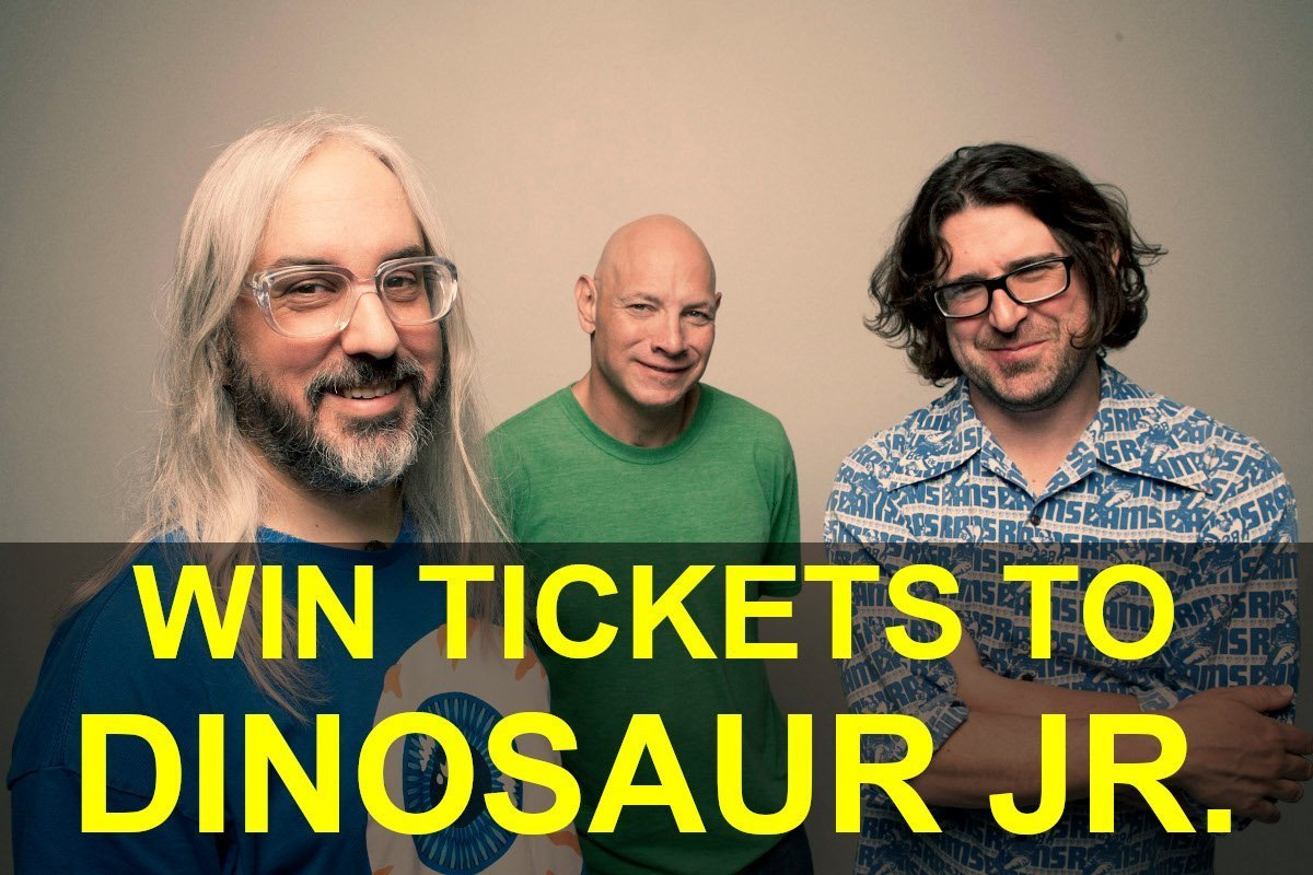 contest - vancouver - win tickets to dinosaur jr at commodore ballroom october 24 2019