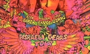 The Music Of Cream 2019 tour