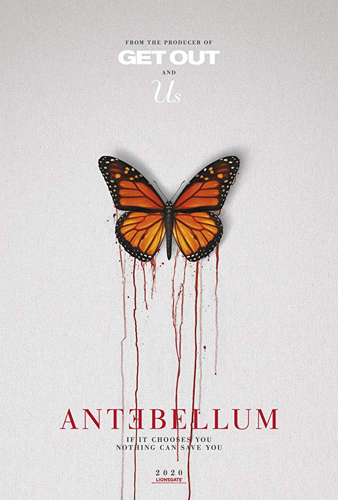 Antebellum [2020] official movie poster