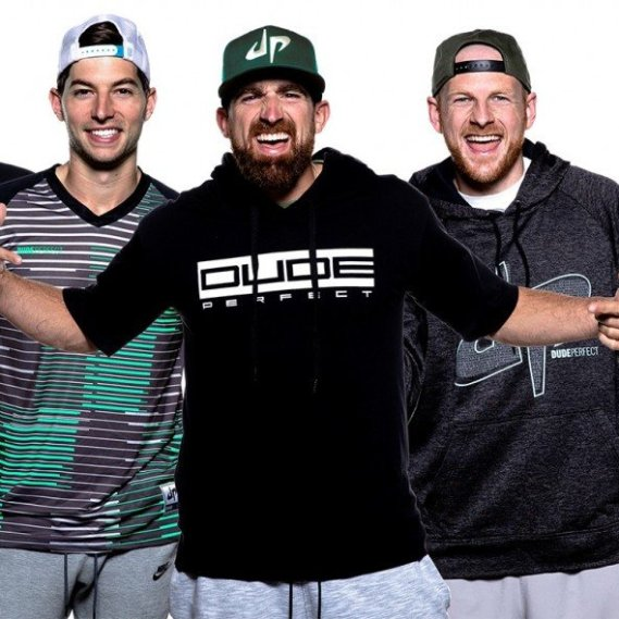 """The Dude Perfect Tour"" ft. Dude Perfect 2020"