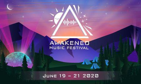 Awakened Music Festival 2020 @ Pritchard, BC