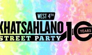 West 4th Ave Khatsahlano Block Party 2020