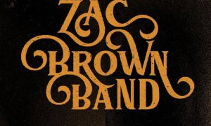 Zac Brown Band 2020 logo title