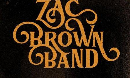 Zac Brown Band 2020 logo title