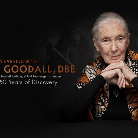An Evening with Dr. Jane Goodall 2020