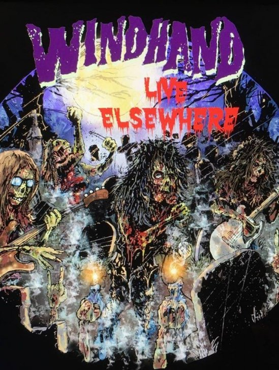 windhand 2020 logo cover band photo