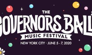 The Governors Ball Music Festival 2020 @ Randall's Island Park (New York, NY) title admat logo