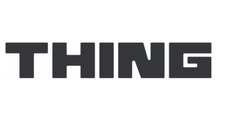 Thing music festival 2020 - port townsend, washington, title logo