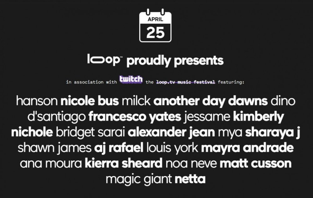 loop.tv music festival