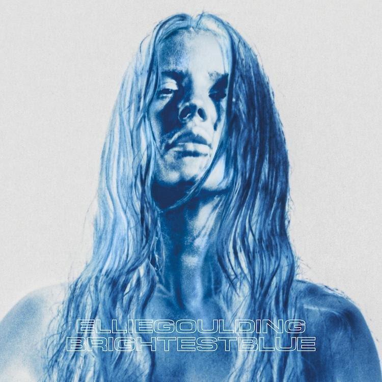 Ellie Goulding 2020 album Brightest Blue cover image