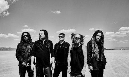 Korn 2020 promotional image