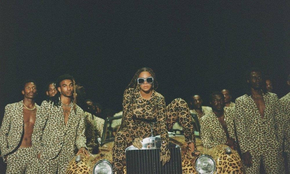 """Beyoncé Album """"Black Is King"""" art 2020"""