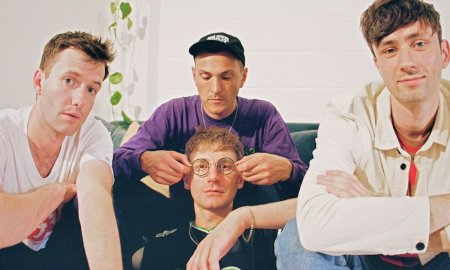 glass animals 2020 promotional photo