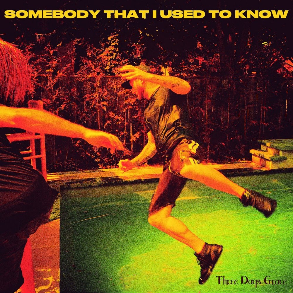 """Three Days Grace Debut Their Cover Of Gotye's """"Somebody That I Used To Know"""" 2020"""