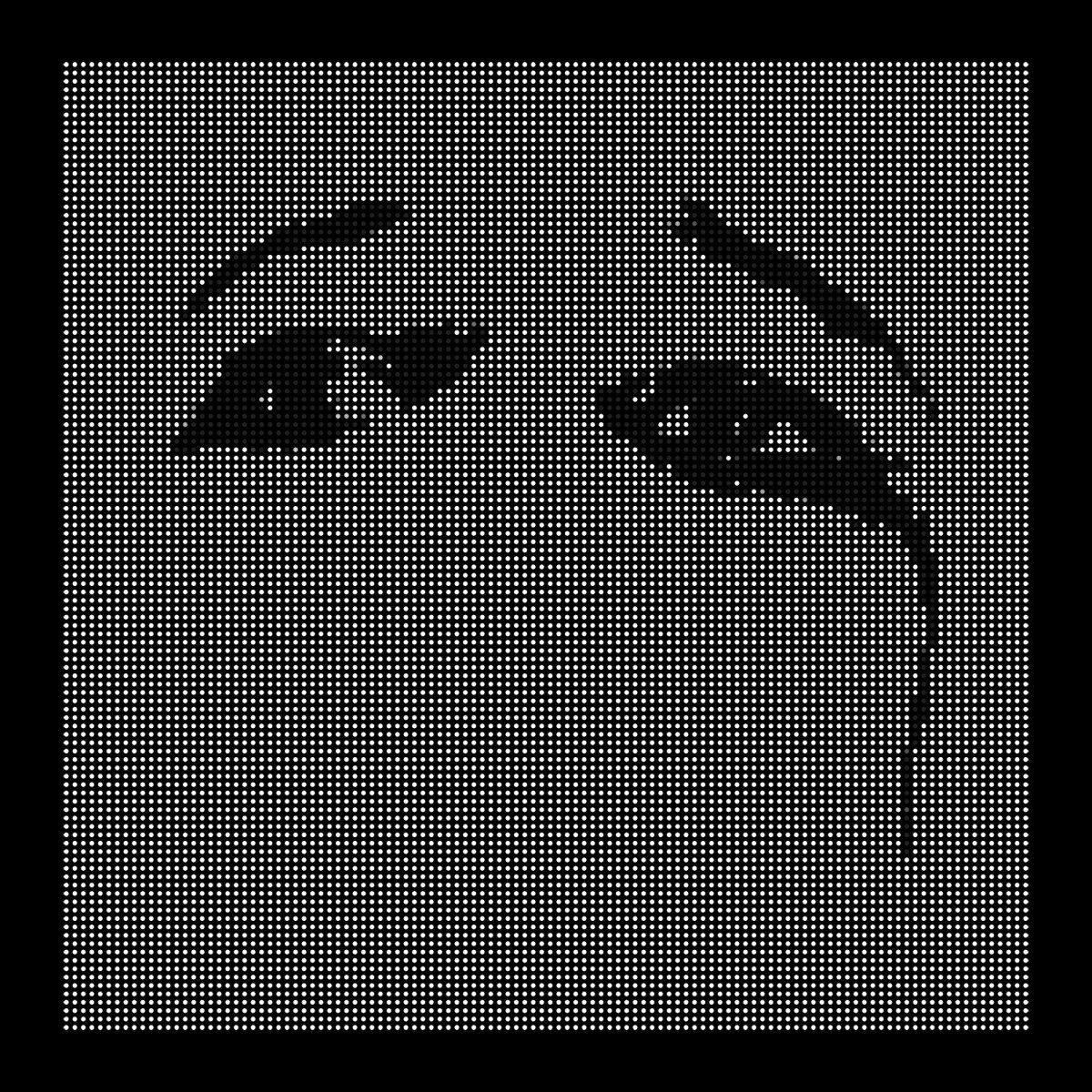 """Deftones New Album """"Ohms"""" 2020 album art cover"""