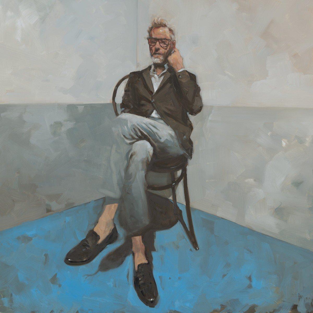 """Matt Berninger 2020 album """"Serpentine Prison"""" cover artwork"""
