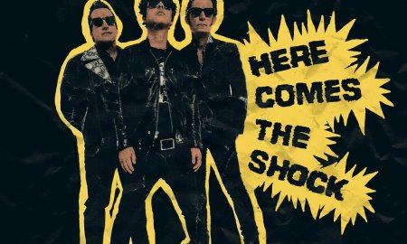 "Green Day New Song; ""Here Comes The Shock"" artword cover poster 2021"
