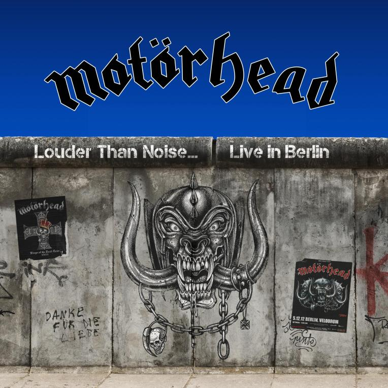 motorhead louder than noise live in berlin 2012 cover art 2021