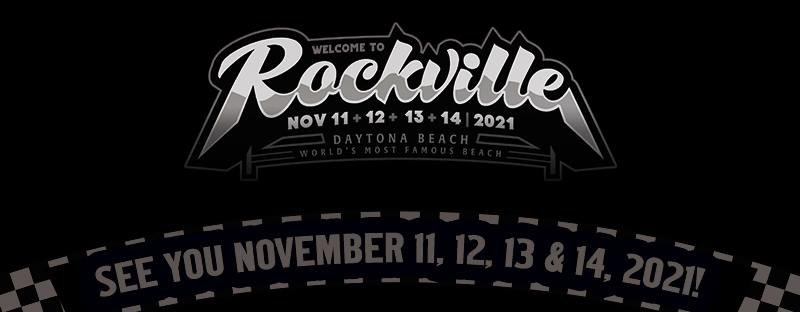 Welcome to Rockville 2021 title logo admat banner