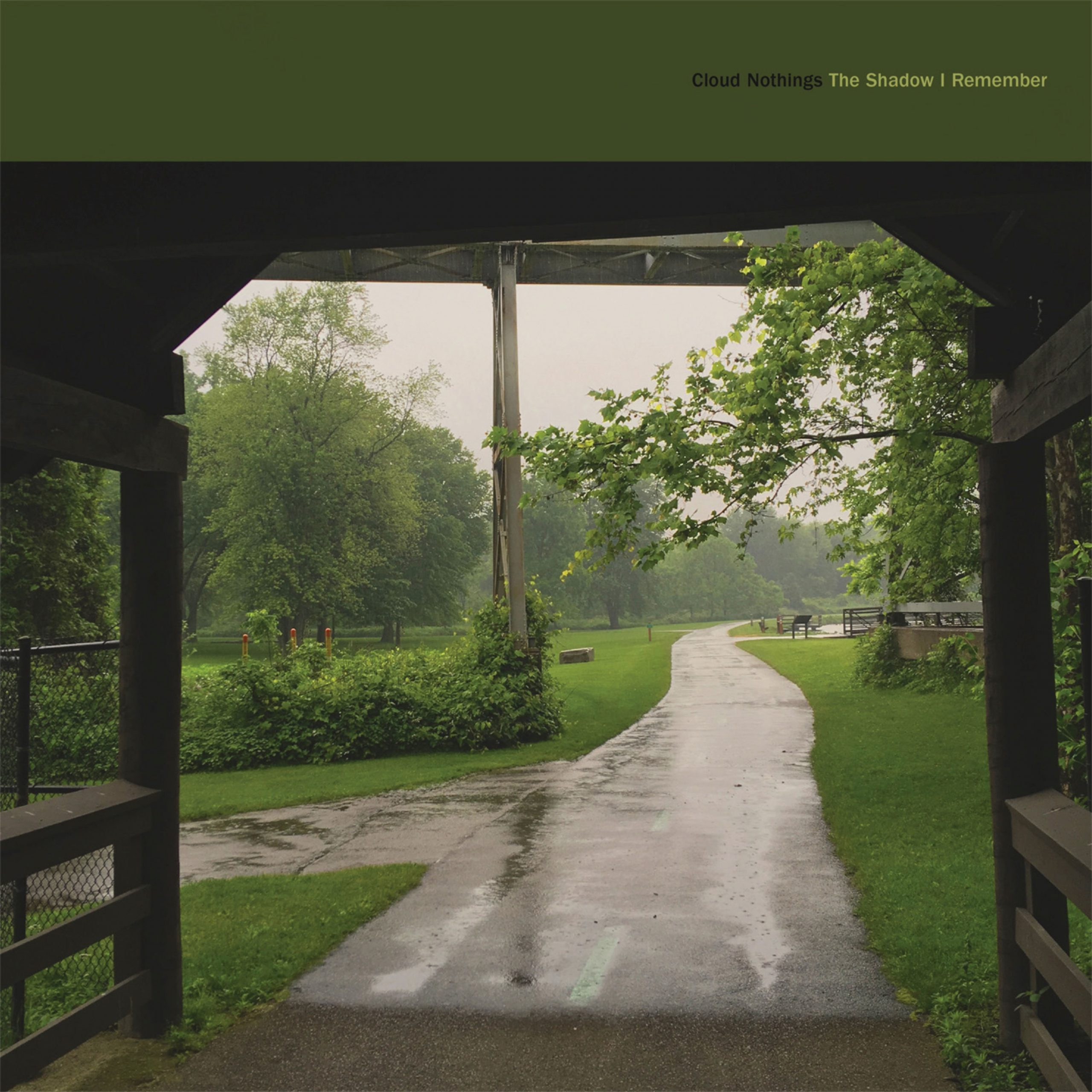 Cloud Nothings new 2021 album The Shadow I Remember cover art