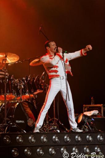 308A9253 - Freddie Mercury revit le temps d'une soirée à la salle Pleyel avec One night of Queen