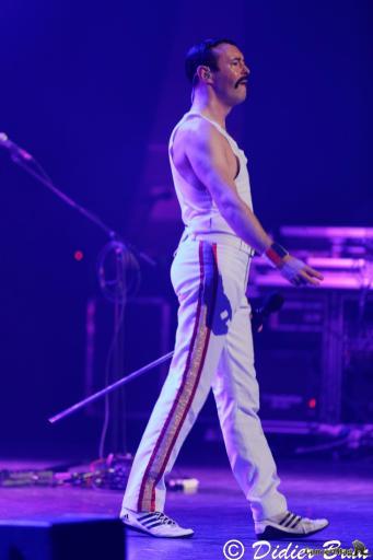 308A9295 - Freddie Mercury revit le temps d'une soirée à la salle Pleyel avec One night of Queen