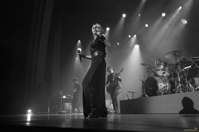 12 Patricia Kaas perspective musiciens - Patricia Kaas, Mademoiselle chante l'or